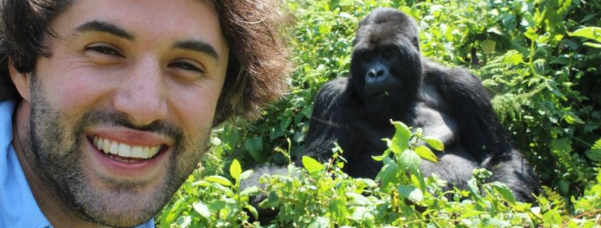 James and Gorilla